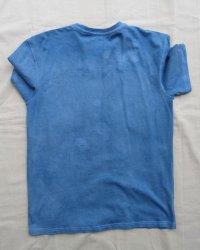 Indigo Dyed Shibori T-Shirt 56